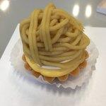 甘座洋菓子店 - 料理写真:マロンシャンテリィ380円です