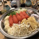 ふく竹 - 明太ちゃんこ鍋