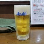 飲喰処 直 - 生ビール