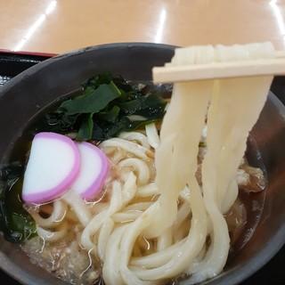 どん太郎 - 料理写真:ホルモンうどん ¥430