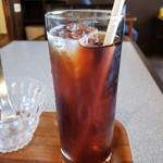 喫茶モーニング - 水出しアイスコーヒー