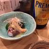 いさみ - 料理写真:突き出し 蛸、蟹、胡瓜、若芽の酢味噌