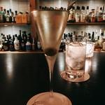 Bar 永田 - 『マティーニ』様