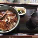 うなぎの水野 - 上丼:3600円