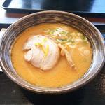 金澤味噌ラーメン 神仙 - 味噌ラーメン