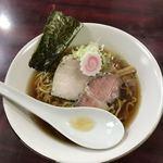 鶏料理 慶 - 鶏醤油らぁ麺