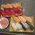 伊東ホテル聚楽 - 料理写真:持って来た料理 握り