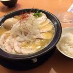 RAMEN 風見鶏 - 特製濃厚醤油