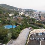 伊東ホテル聚楽 - その他写真:部屋からの眺望 朝