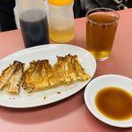 大阪せんや - お茶はサービス いっただっきまーす\(^o^)/