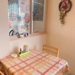 TRATTORIA Pastorale - テーブル
