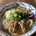 入山うどん - 料理写真: