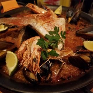 四季折々の旬食材を使ったこだわりのスペイン料理