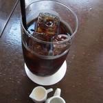 カフェ・トレド - アイスコーヒー