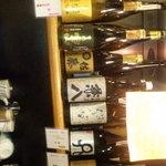 11937275 - お酒の種類、取り揃えは、はんぱなし!(^-^)