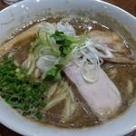 自家製麺くまがい - 料理写真:濃厚魚介らーめん