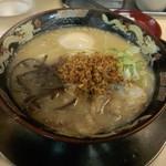 119372741 - 半熟煮玉子ラーメン(1000円)