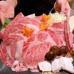 完全個室くずし肉割烹 ○喜 -