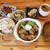 カフェ食堂 もぐ - 料理写真:唐揚げ みぞれ煮ランチ