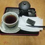 ちゃみせ 茶るん - 和紅茶セット
