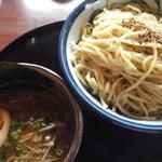 ラーメン亭 我聞 - つけ麺大盛り無料 730円