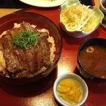 11938826 - ステーキ丼
