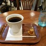 パティオ ドゥ メトロ - コーヒー。