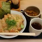 かつや - 期間限定出汁あんかけカツ丼(竹)