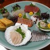 小料理幸月 - 料理写真:お刺身盛り合わせ