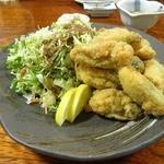 小料理幸月 - 牡蠣フライ