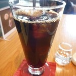 鈴懸 - アイスコーヒー(300円)