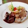 ゲシュマック - 料理写真:あじ豚タンの赤ワイン煮&ローストスペアリブ