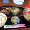 かつ亭 - 料理写真:ステーキ定食(150円、1300円)