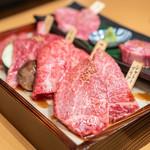 焼肉くにもと - 「別格」¥15000