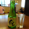 Yamazakiya - ドリンク写真:浦和の地酒 旭正宗