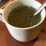 アンクル・サム - スープが付いてます