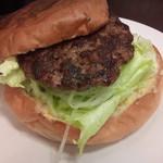 ハンバーガーショップ ヒーロー - 2012.02 大きいです。