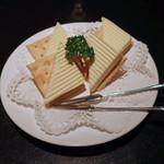 バー・シーガーディアン Ⅱ - チーズ&クラッカー