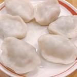 でっかい餃子 曽さんの店 - 水餃子(単品600円)