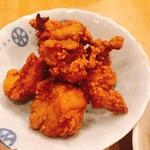 でっかい餃子 曽さんの店 - 鳥の唐揚げ(420円)