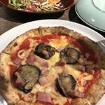 Pizza & Wine BotoRu - シチリアーナ。美味しかった