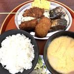 Imaishokudou - ...「サービス定食」770円