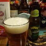 ビールバークルー -