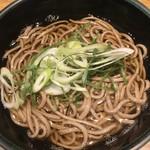Menyakyouto - かけ蕎麦 ( ´θ`)