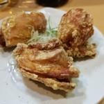 魂麺  - 本格絶品の鶏唐揚げ