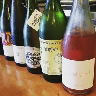 日本、フランス、イタリアの自然派ワイン