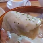 くまキッチン - ロールキャベツリフト