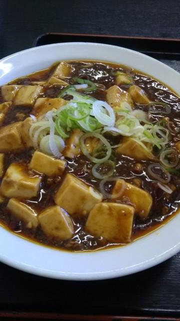 四川料理 長城 - 麻婆丼