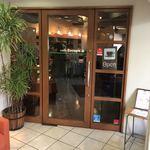カフェ エスケープ - 2階のお店の入口