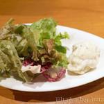 肉バルCo-Lab - サラダ